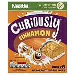 Nestle Cereal Bar Curiously Cinnamon 150g
