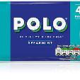 Nestle Polo Spearmint Tube 125g