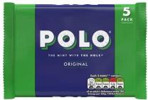 Nestle Polo Mints Original Tube 125g