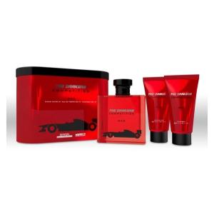 Ferrari Drakers Red Gift Set EDT +Shower Gel +Body Wash 100ml+100ml+100ml