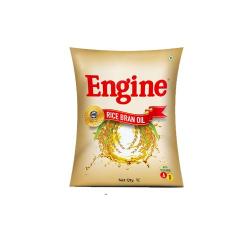 Engine Refined Rice Bran Oil 1L