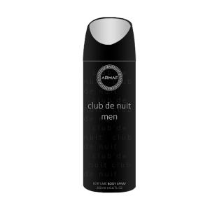 Armaf Deo Spray Club De Nuit Intense For Men 200ml