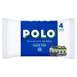 Nestle Polo Mints Sugar Free 122.5g