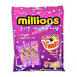 Millions Vimto Chewy Sweets 105g