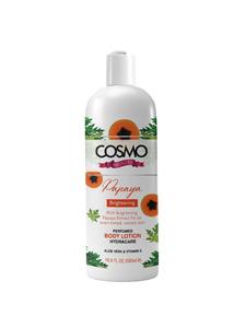 Cosmo Body Lotion Papaya 2x500ml
