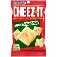 Cheez It Snack Crackers White Cheddar 3oz