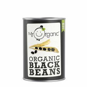 Mr. Organic Black Beans 400g