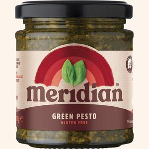 Meridian Green Pesto Free From 170g