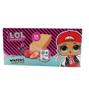 Lol Surprise Wafer Strawberry Cream 225g