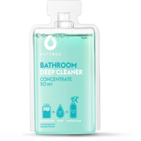Dutybox Bathroom Cleaner Concentrate 2x50ml