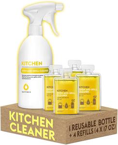 Dutybox Set Kitchen Cleaner + Reusable Bottle 2x50ml