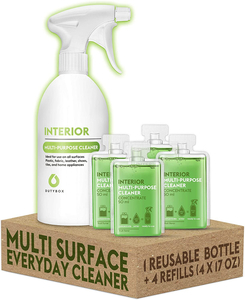 Dutybox Set Multi Purpose Cleaner Interior + Reusable Bottle 2x50ml