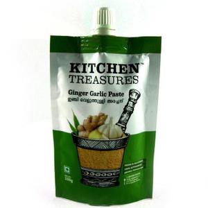 Kitchen Treasures Garlic Paste 400g