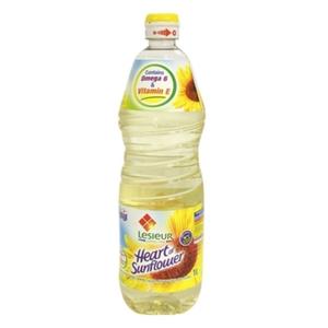 Lesieur Sunflower Oil 1L