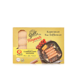 Rayants Chicken Sausage Cumberland 300g