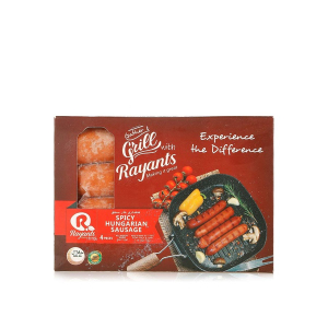 Rayants Hungarian Sausage Spicy 300g