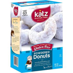 Katz Powdered Donut 297g