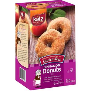 Katz Donut Cinnamon 297g