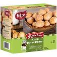 Katz Donut Holes Glazed 170g