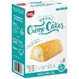 Katz Heavenly Creme Cake Vanilla 249g