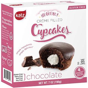 Katz Heavenly Creme Cake Chocolate 249g