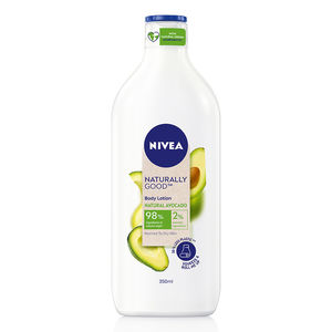 Nivea Body Lotion Naturally Good Avocado 350ml