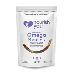 Nourish You Organic Omega Meal Mix 200g