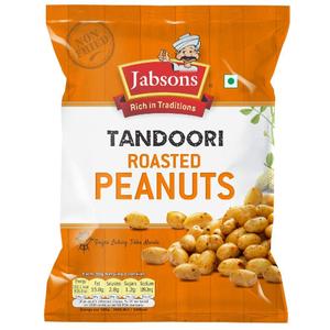 Jabsons Roasted Peanuts Tandoori 140g