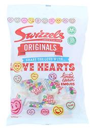 Swizzels Love Hearts Candy 170g