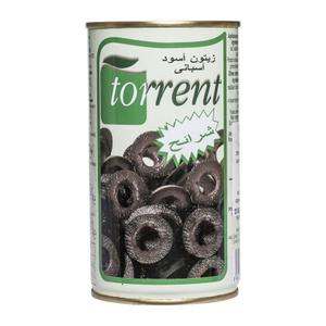 Torrent Black Olives Sliced 935g
