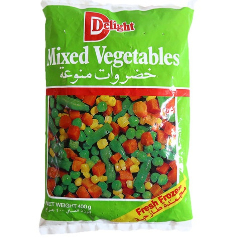 Delight Mixed Vegetables 800+400g