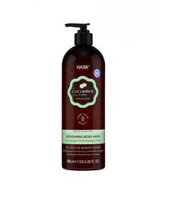Hask Refreshing Body Wash Cucumber And Aloe 725ml