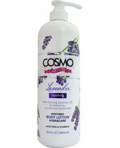 Cosmo Body Lotion Lavender 2x500ml