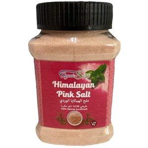 Organic Secrets Himalayan Pink Salt Jar 400g