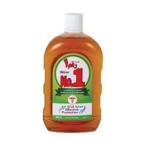 No.1 Antiseptic Disinfectant 2x500ml