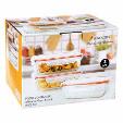 Windcera Food Container 370ml + 640ml 2pcs