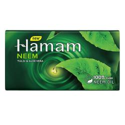 Hamam Neem Tulsi & Aloevera Soap 150g
