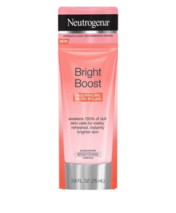 Neutrogena Bright Boost Resurfacing Polish 75ml