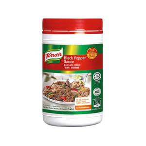 Knorr Black Pepper Sauce 290ml