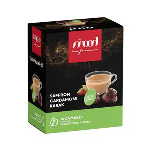 Mood Espresso Saffron Cardamom Karak 16s