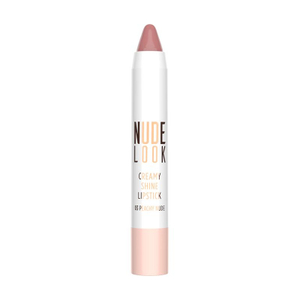 Golden Rose Nude Look Creamy Shine Lipstick No 03 1pc