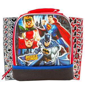 Justice League Lunch Box 1pc