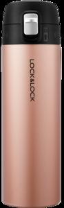 Lock & Lock Tumbler Gold Pink 1pc