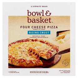 Risingcrust Four Cheese Pizza 801g