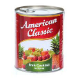 American Classic Peach Halves 822g