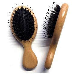 Fashion World Hair Brush 820330C 1pc