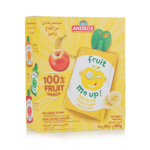 Andros Fruit Me Up Apple Pear 90g