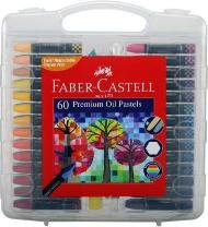 Faber Castel Oil Pestel Round 60mm 1pc