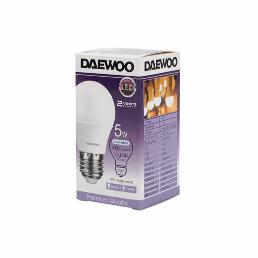 Daewoo Led Bulb 5W E27 Dl2705C 1pc