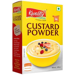 Kwality Custard Powder 400g